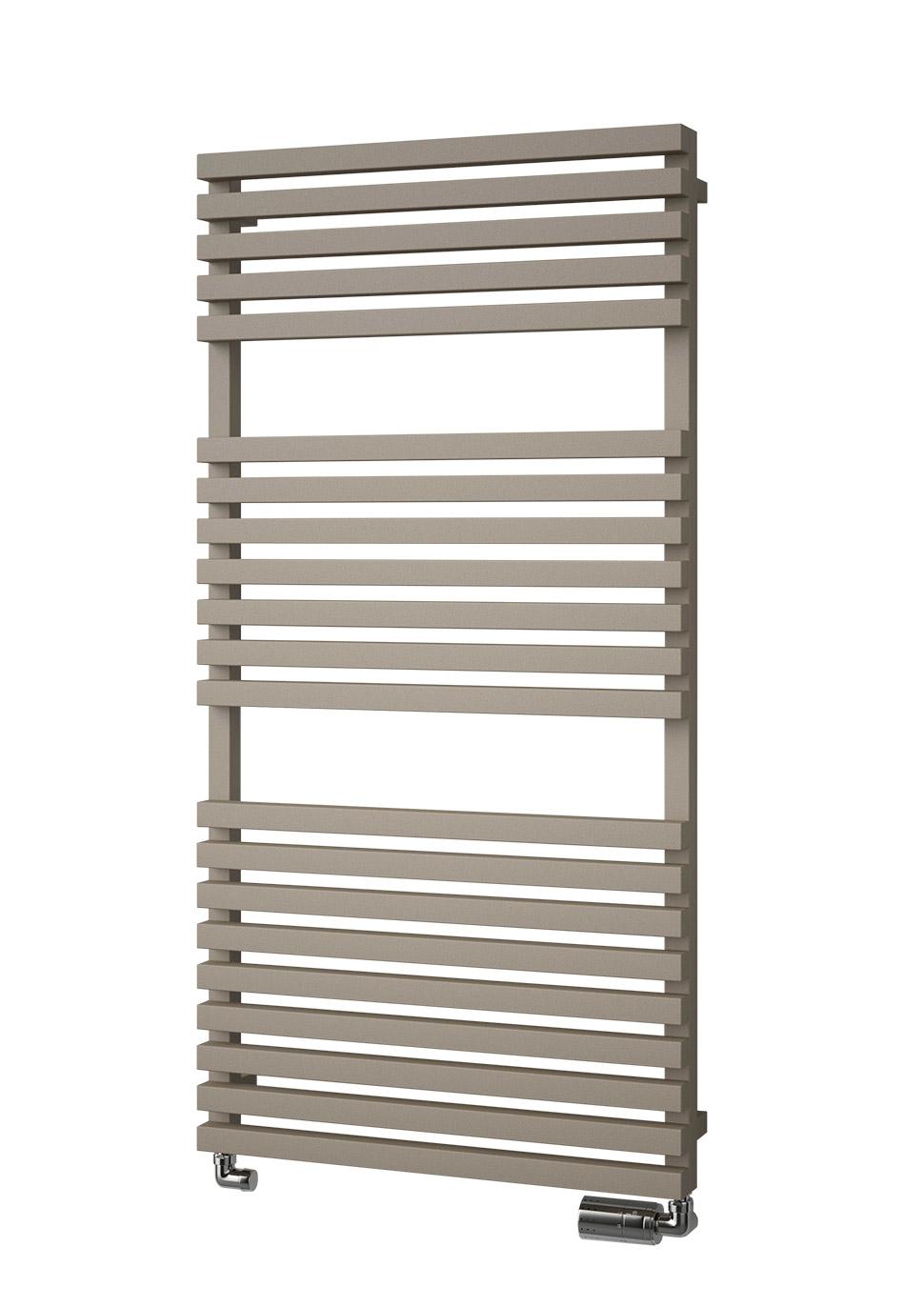 ISAN Club Edge vodní koupelnový radiátor