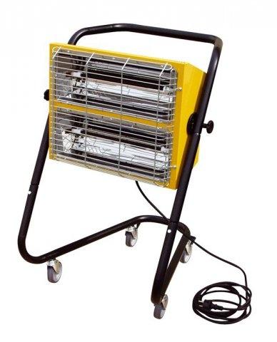 Master HALL 3000 elektrický infračervený ohřívač