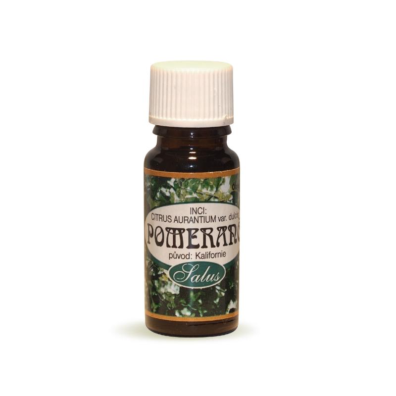 Saloos Pomeranč 100% éterický olej