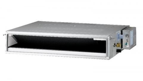 Nízkotlaková kanálová klimatizace LG CB09L.N22 + UU09W.UL0