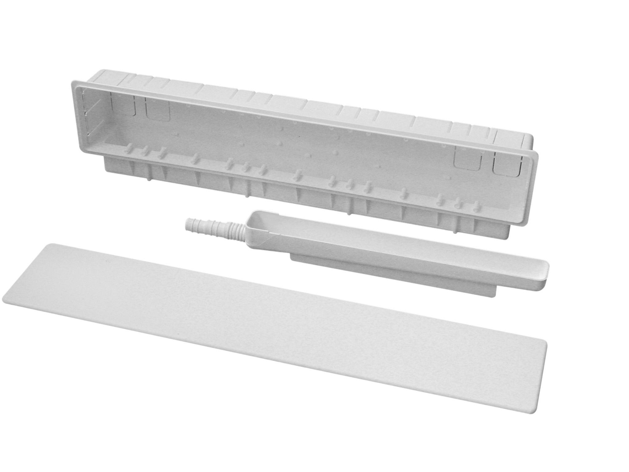 Podomítková krabice pro montáž klimatizace 0010PS