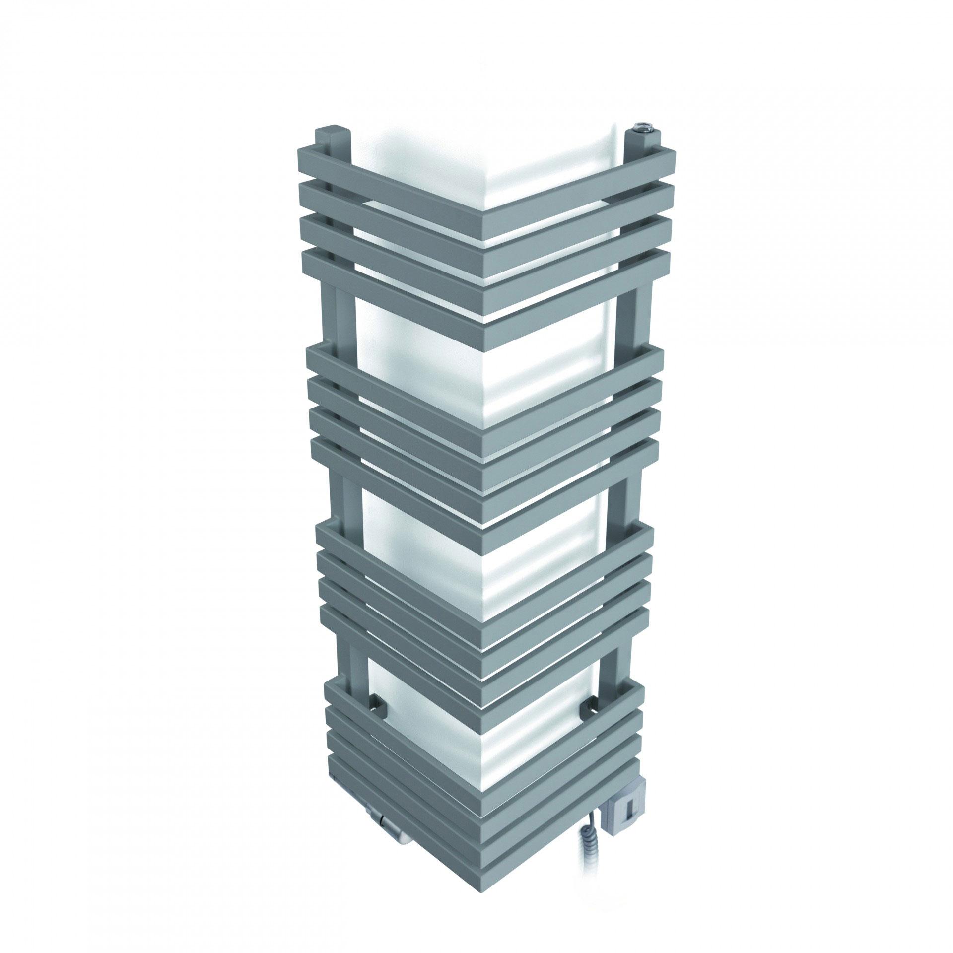 TERMA Outcorner elektrický rohový radiátor