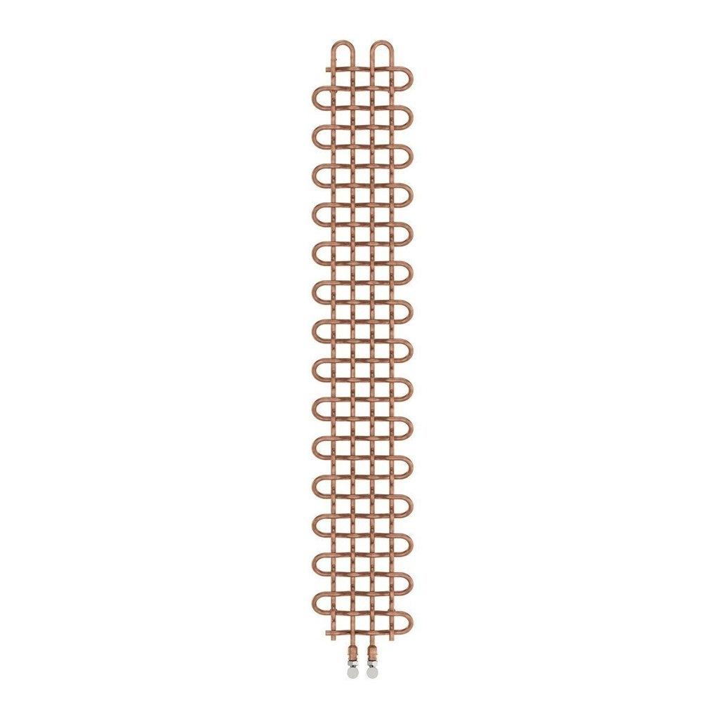 TERMA PLC V vodní designový radiátor