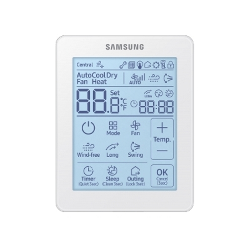 Samsung MWR-SH11N dotykový kabelový ovladač