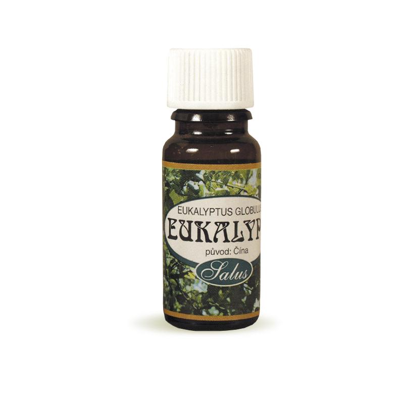 Saloos Eukalyptus 100% éterický olej
