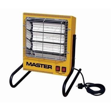 Master TS 3A elektrický infračervený ohřívač