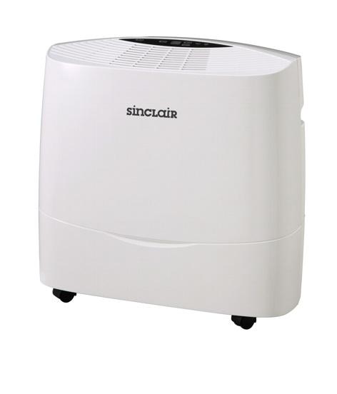 Sinclair CFO-40P mobilní odvlhčovač vzduchu
