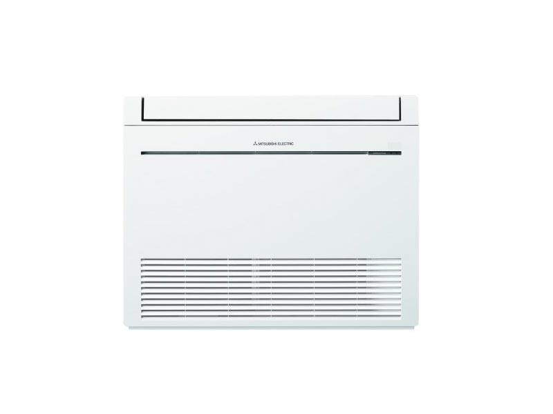 Parapetní klimatizace Mitsubishi MFZ-KJ25VE + MUFZ-KJ25VE
