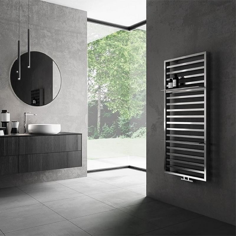 IRSAP It Is chromový vodní koupelnový radiátor
