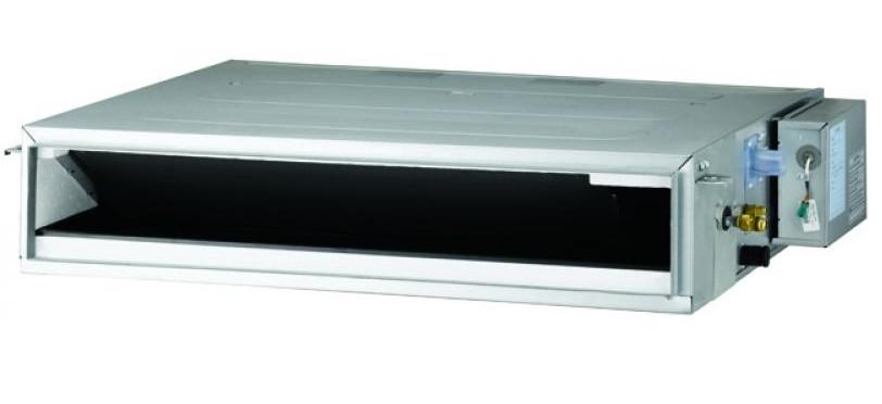 Nízkotlaková kanálová klimatizace LG CB24L.N32 + UU24W.U44