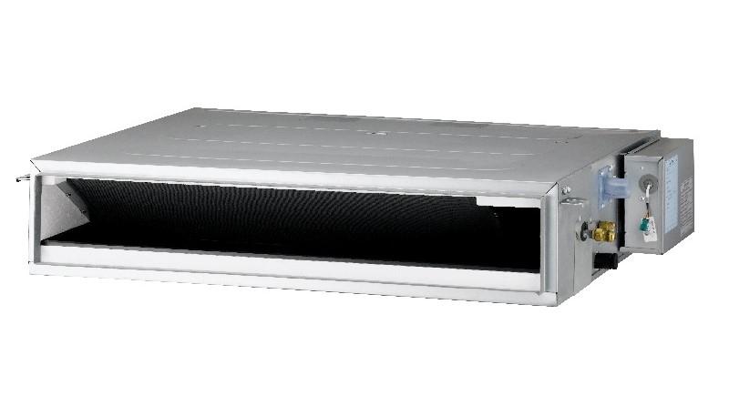 Nízkotlaká kanálová klimatizace LG CB18L.N22 + UU18W.UE4