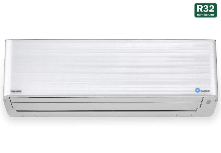 Nástěnná klimatizace Toshiba Daiseikai 9 RAS-13PKVPG-E + RAS-13PAVPG-E
