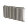 TERMA Delfin designový radiátor horizontální