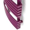 TERMA Kioto designový radiátor RAL9016 detail