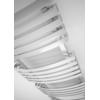 TERMA Kioto One designový radiátor - barva Chrome Effect - detail