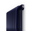 TERMA Delfin designový radiátor vertikální 1800x580 RAL 5022