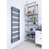 TERMA Alex ONE designový radiátor 1580x500 barva Modern Grey inspirace - v kuchyni