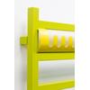 TERMA Simple designový radiátor 960x500 Chrom
