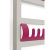 TERMA Simple designový radiátor - barevné háčky Simple