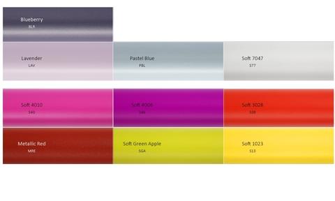 Barvy Terma - speciální barvy a povrchy - Special 5