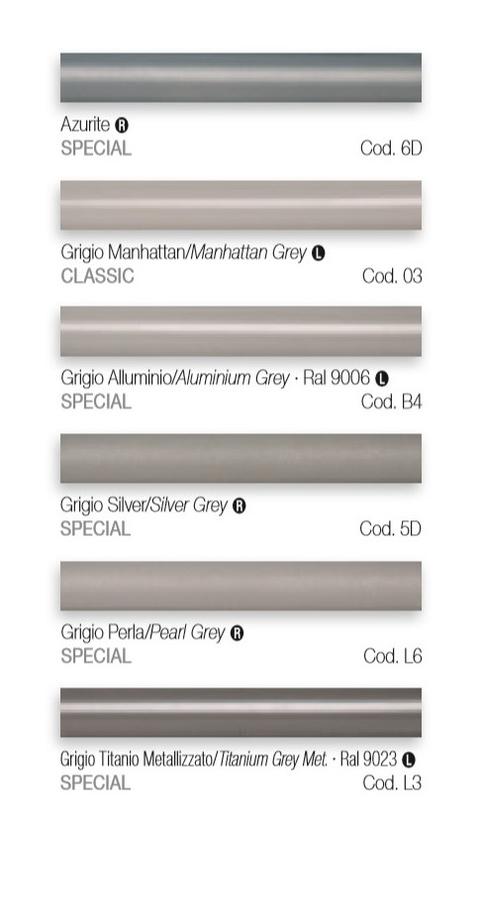 Barvy Irsap - odstíny 2