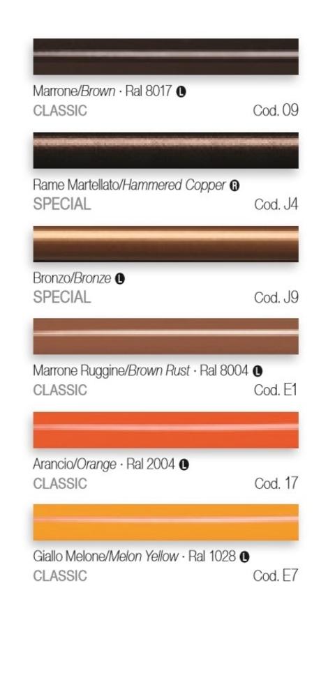 Barvy Irsap - odstíny 4