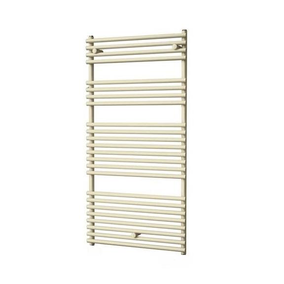 ISAN Ikaria koupelnový radiátor 1212x500 - RAL 9016