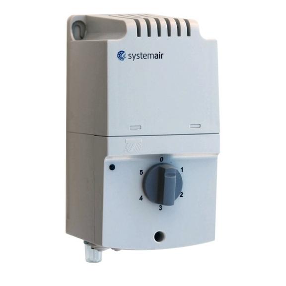 Systemair RE regulátor pro kruhové ventilátory