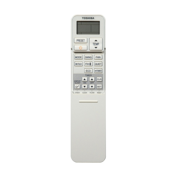 Nástěnná klimatizace Toshiba Suzumi Plus R410A RAS-10N3KV2-E1 + RAS-10N3AV2-E1 dálkové ovládání
