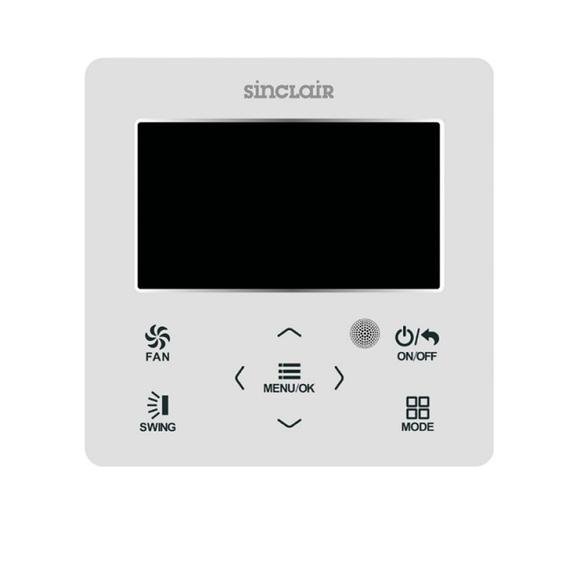 Sinclair SWC-02 nástěnný kabelový ovladač