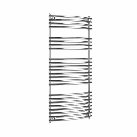 ISAN Ikaria Radius koupelnový radiátor chrom