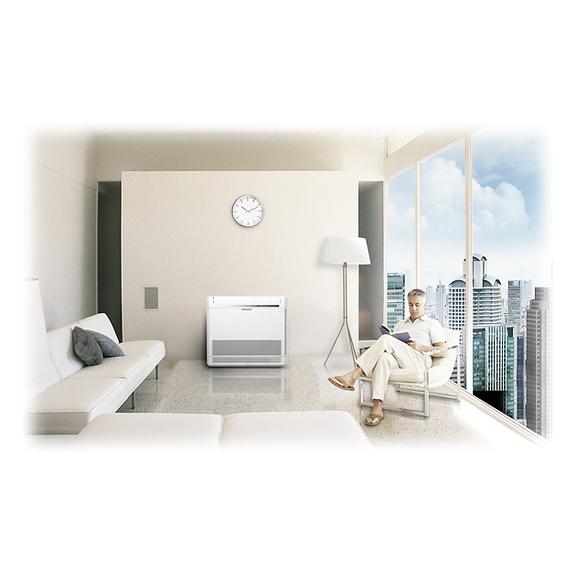 Parapetní klimatizace Samsung AC026MNJDKH/EU + AC026MXADKH/EU