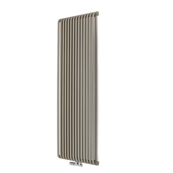 TERMA Delfin designový radiátor vertikální