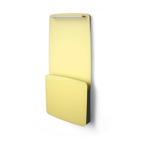 ISAN Joy Bath R skleněný radiátor 1525x725