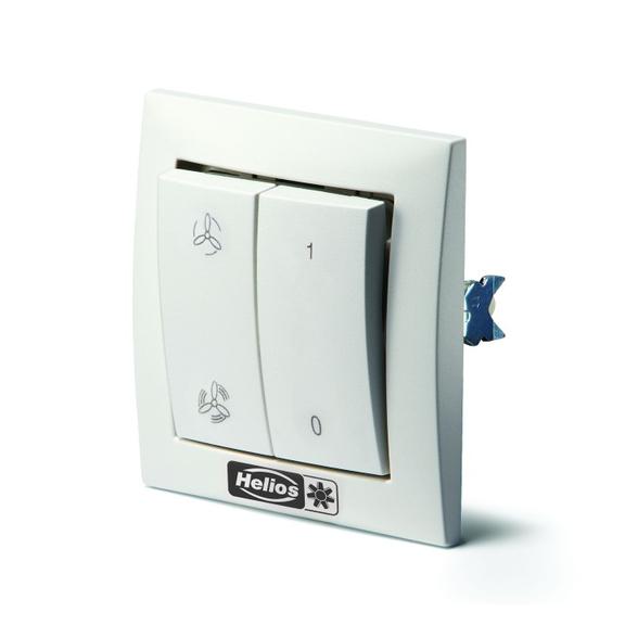 Helios MVB Provozní spínač/přepínač otáček - detail