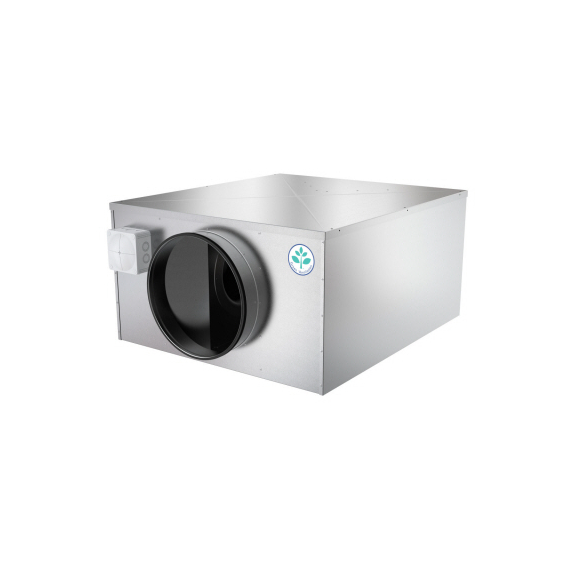 Systemair KV DUO 250 EC kruhový ventilátor