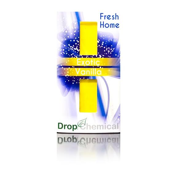 Vecamco Fresh Home aromatický osvěžovač vzduchu do klimatizace Exotic Vanilla