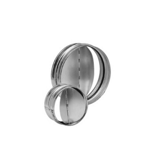 Systemair RSK 100 klapka pro kruhové ventilátory
