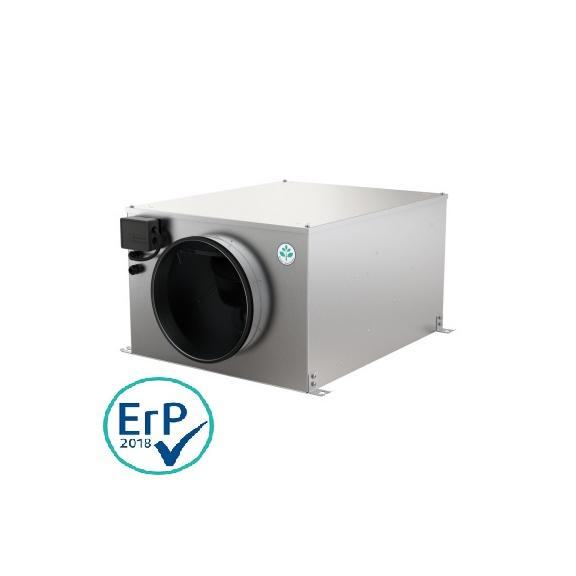 Systemair KVK Slim 200EC kruhový ventilátor
