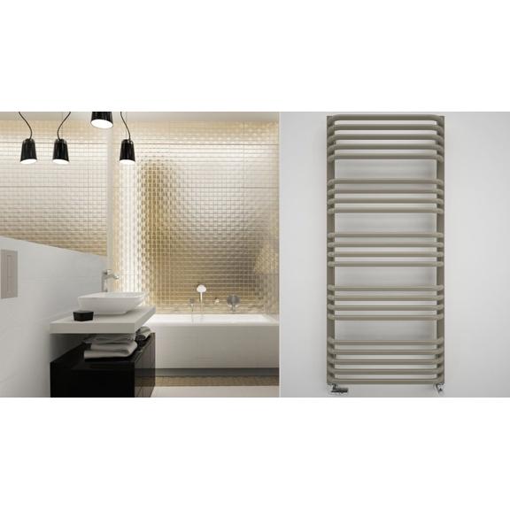 TERMA Alex designový radiátor moderní koupelna