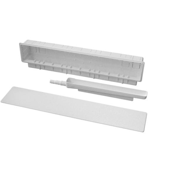 Instalační krabice pro nástěnné jednotky 0010PS