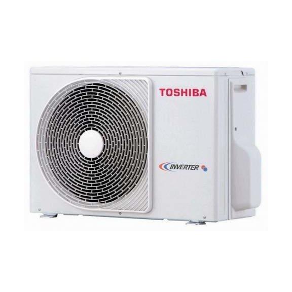 Nástěnná klimatizace Toshiba Suzumi Plus R32 RAS-24PAVSG-E venkovní jednotka