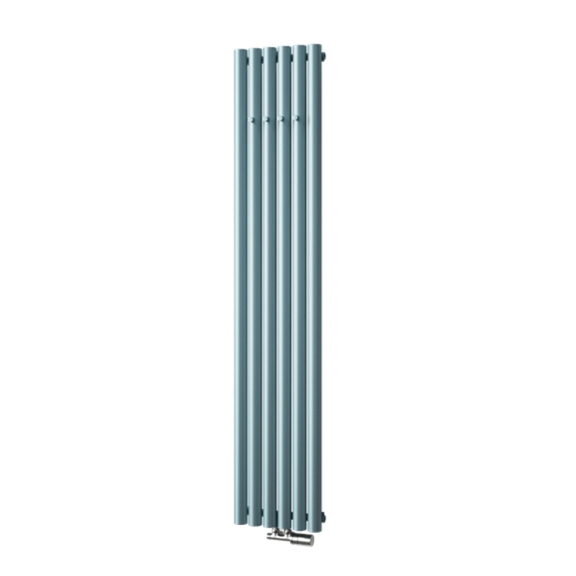 ISAN Akros vodní vertikální radiátor