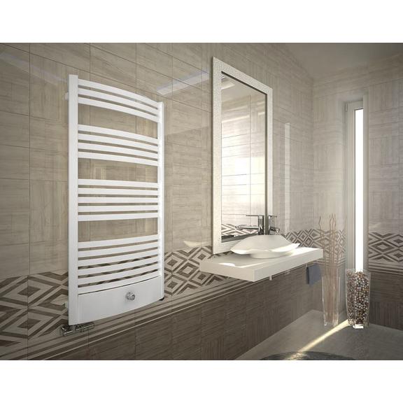 TERMA Dexter Pro ONE koupelnový radiátor celek