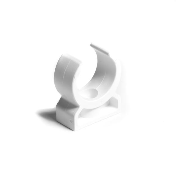 PVC příchytka 20 mm