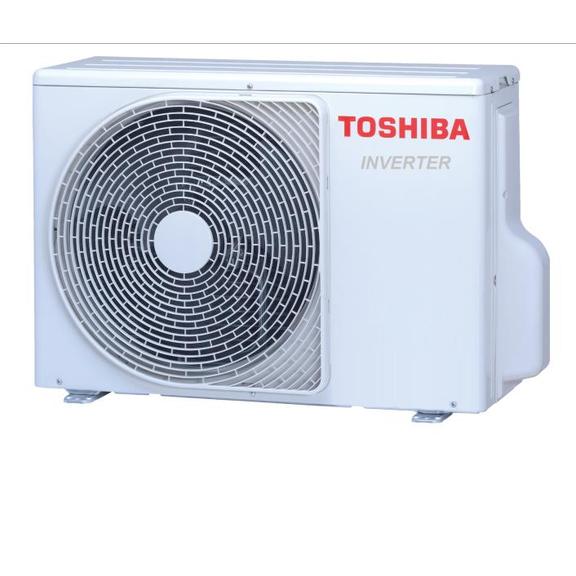 Nástěnná klimatizace Toshiba Suzumi Plus R32 RAS-10PKVSG-E venkovní jednotka