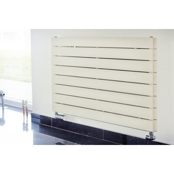 ISAN Collom Double Horizontal radiátor s vysokým výkonem