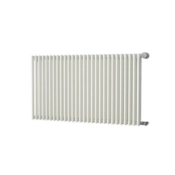 ISAN Aruba Double Horizontal radiátor s vysokým výkonem 576x1000 - RAL 9001