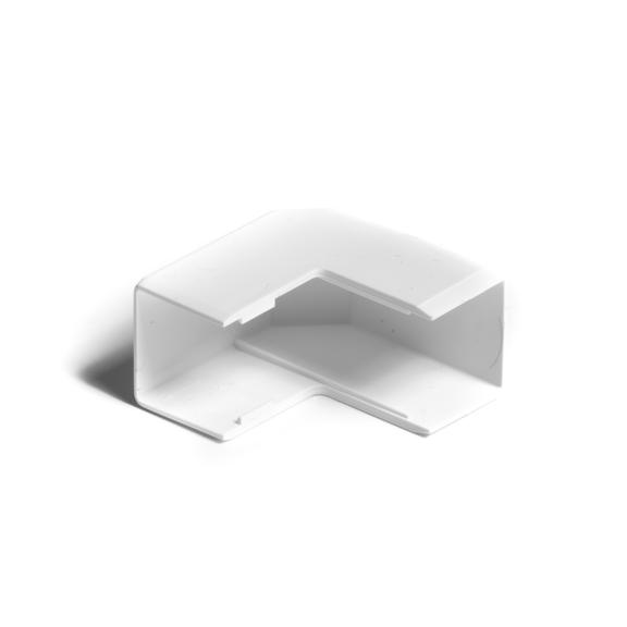 Vnější roh na lištu LHD 20x20 HD