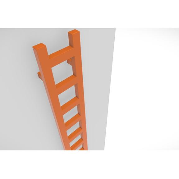 TERMA Easy vertikální radiátor barevná provedení - RAL2003